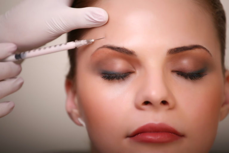 Tratament estetic Botox in Iasi.
